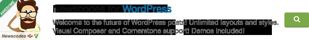 Newscodes - News, Magazine and Blog Elements for Wordpress - 29