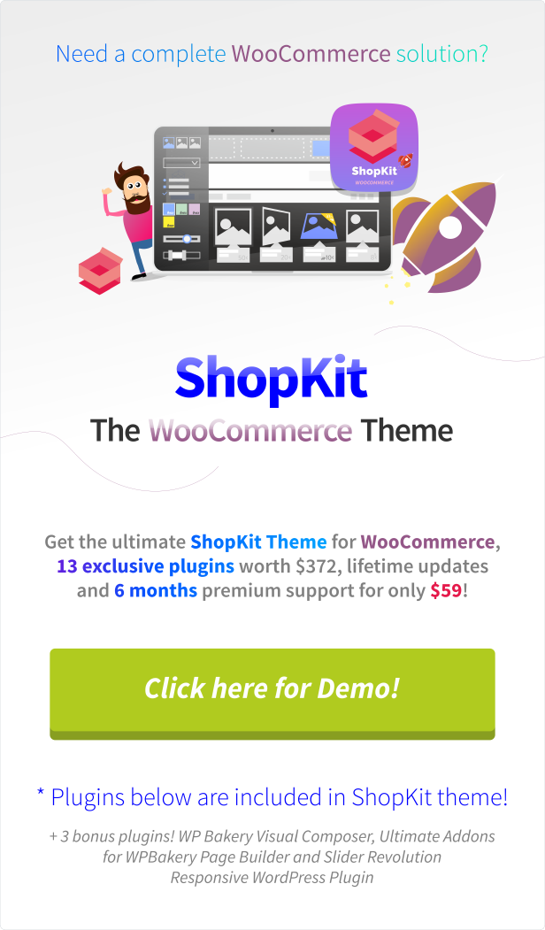 ShopKit - The WooCommerce Theme - 1