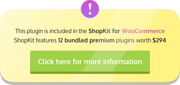Newscodes - WooCommerce Products Extension 1