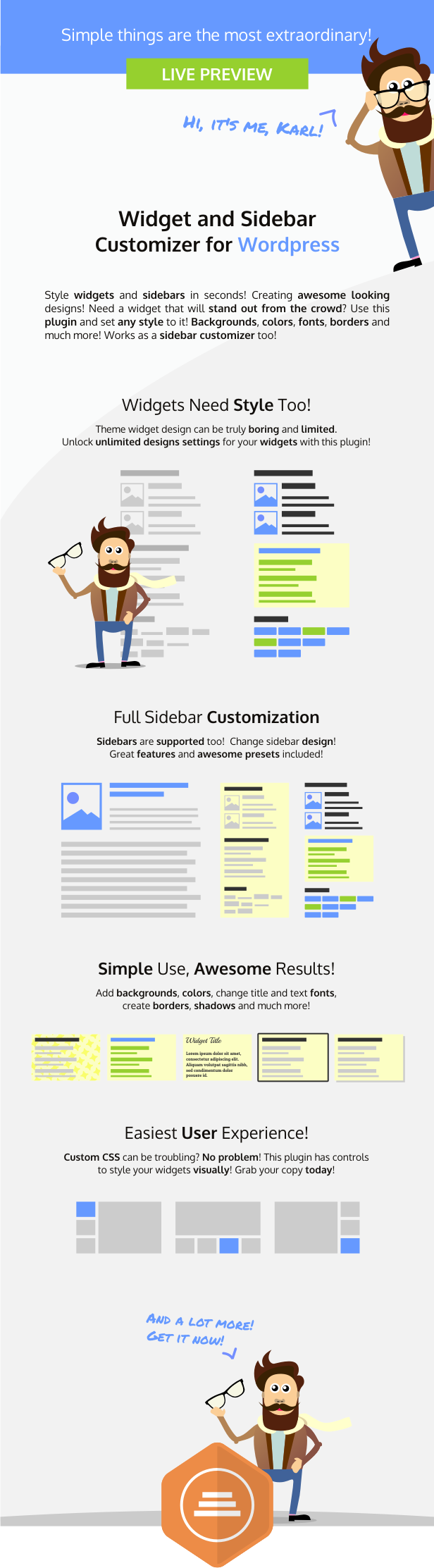 Widget and Sidebar Customizer for WordPress 2